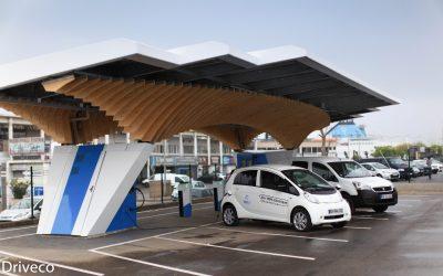 DRIVECO inaugure la Première Route de la Mobilité Solaire Intelligente en exclusivité mondiale