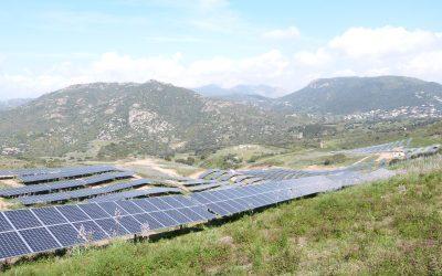 11,5 MWc de projets en Corse pour atteindre l'autonomie énergétique